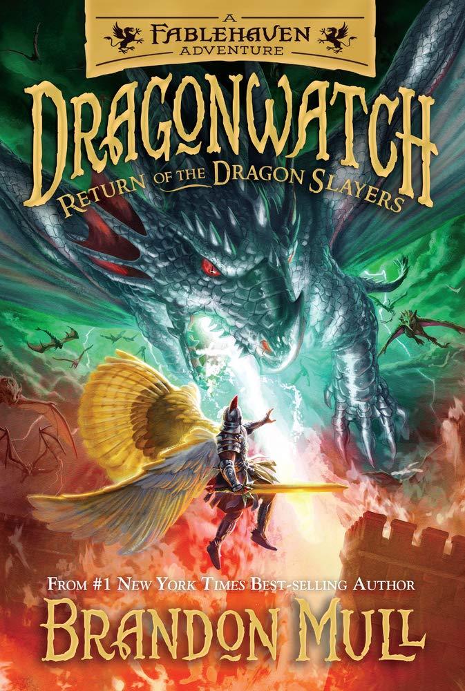 Return of the Dragon Slayers by Brandon Mull