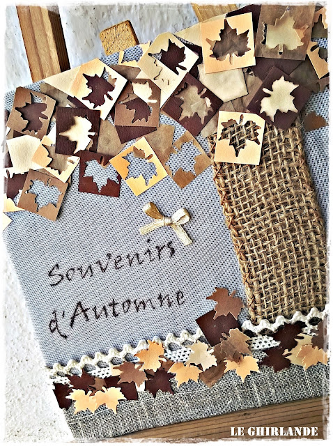 card auguri autunno