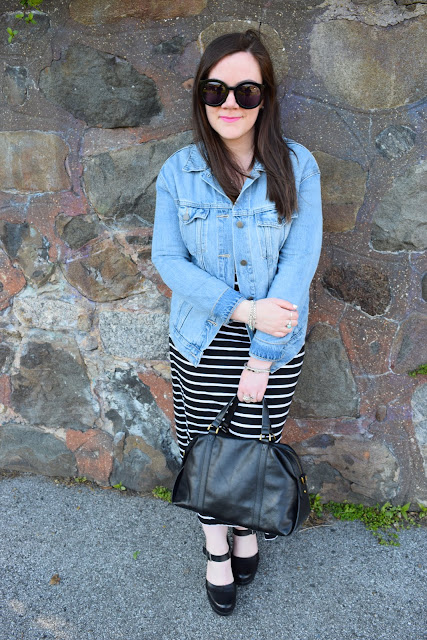 Sequins and Skulls: Old Navy Stripes