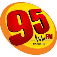 Rádio Rural 95 FM 95,9 de Caicó - Rio Grande do Norte