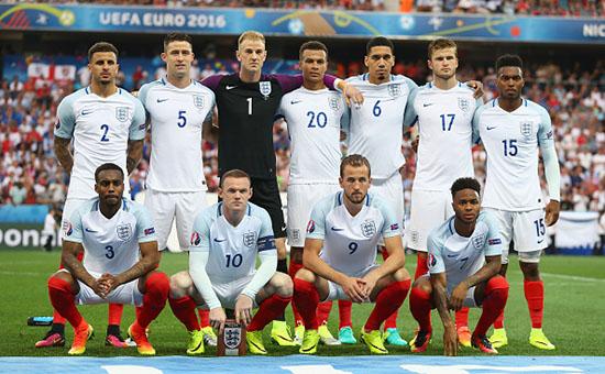 ผลบอลล่าสุด อังกฤษ  ยูโร2016