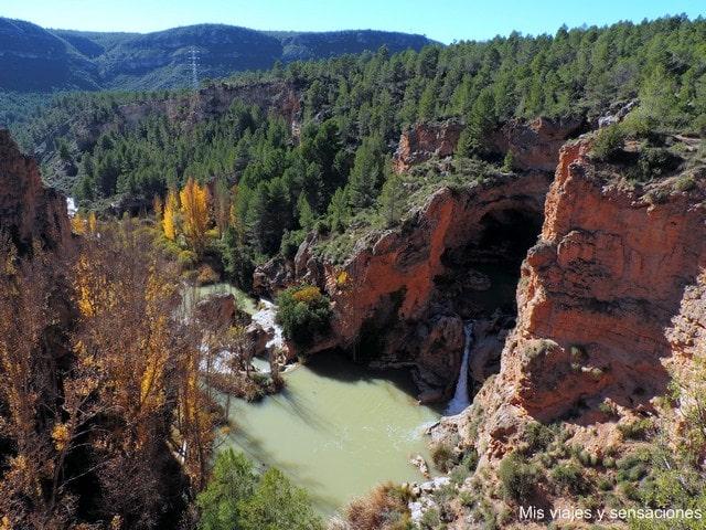 Mirador de la Chorrera de Enguídanos, Castilla la Mancha
