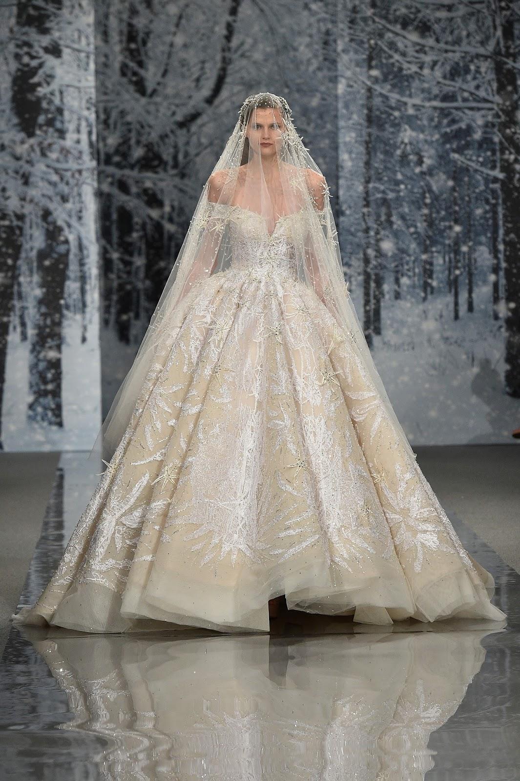 Défilé Ziad Nakad couture automne-hiver 17-18