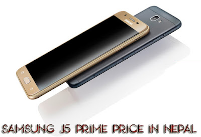 Samsung Galaxy J5 Prime price in Nepal