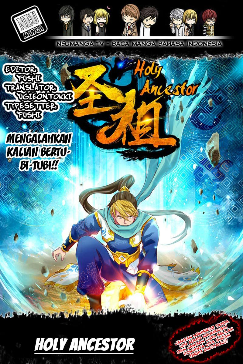 Baca Komik Holy Ancestor Chapter 39 Komik Station