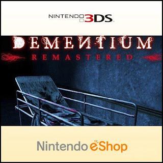 Dementium Remastered, 3DS, Mega, Mediafire, eShop