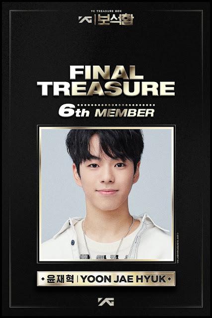 """YG Umumkan Member Ke-6 Boygroup Baru Jebolan """"YG Treasure Box"""""""