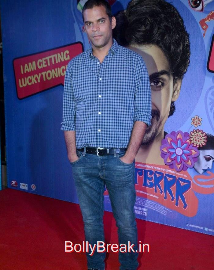Vikramaditya Motwane, Ragini Khanna, Radhika Apte Hunterr Movie Premiere Pics