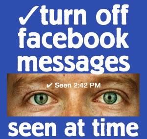 stop facebook message seen option