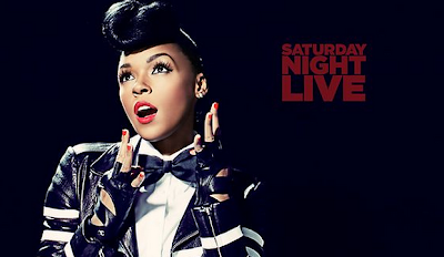 Janelle Monae Is An Apocalytpic Lady On SNL!