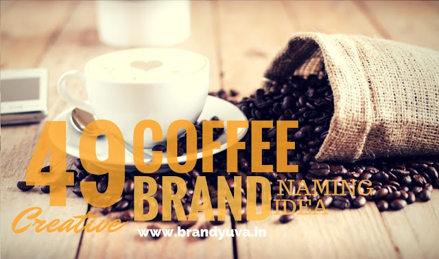 creative coffee brand names idea