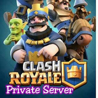 Download Clash Royale: Private Server V1.9.2 Mod Apk (Unlimited Gold/Gems 1.000.000)