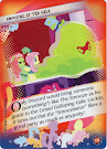 My Little Pony Smoozing at the Gala Equestrian Friends Trading Card