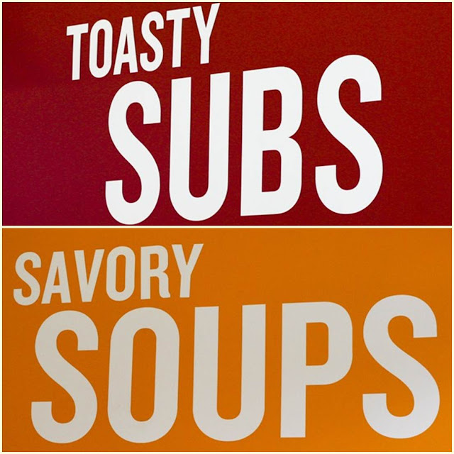 Toasty subs wall art