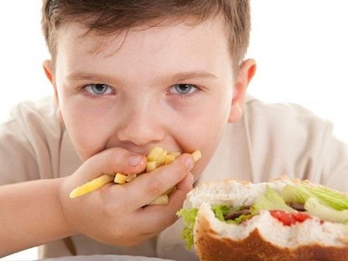 jenis obesitas pada anak