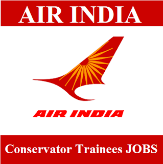 Air India Limited, Air India, Conservator Trainee, Graduation, Maharashtra, freejobalert, Sarkari Naukri, Latest Jobs, air india logo