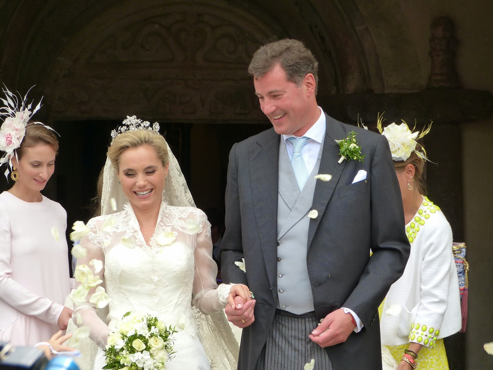 Nora Maria Först Royal Musings The Wedding Of The Hereditary Prince Of