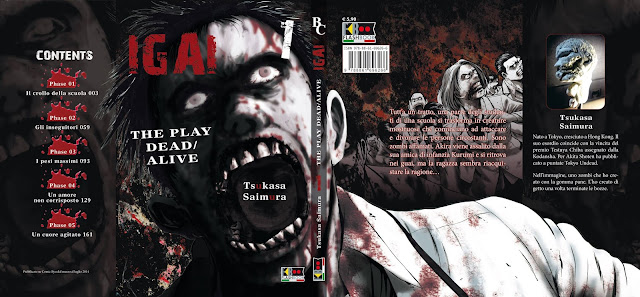 Igai – The Play Dead/Alive (cover italiana)