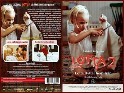 Lotta 2 - Lotta flyttar hemifrån. 1993.