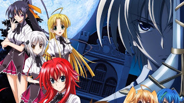 High School DxD New 13/13 + Especiales 05/05 [Sub Español] [BD] [Mega]