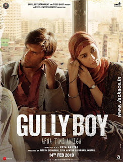 Gully Boy First Look Poster 3
