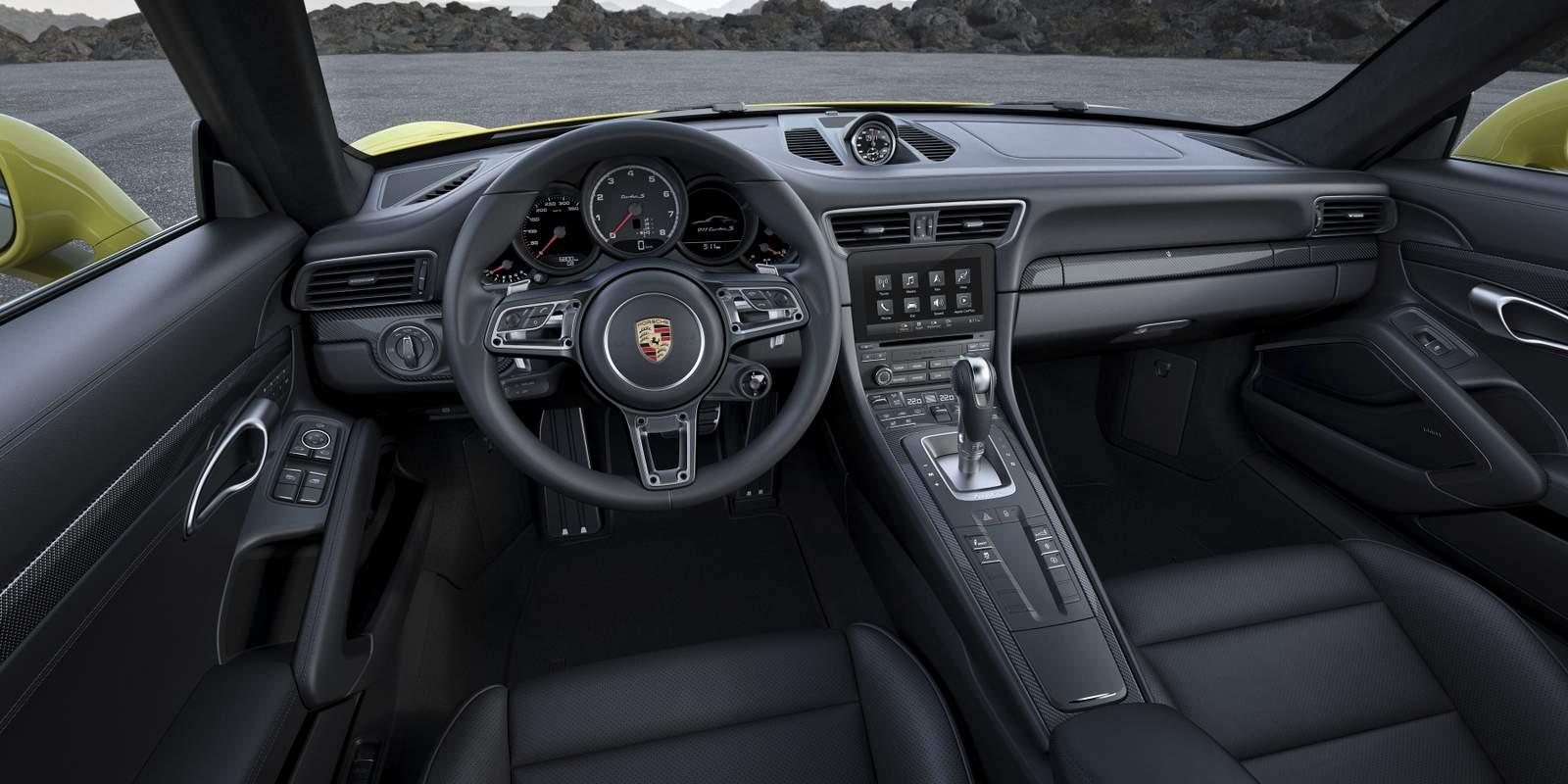 Porsche 911 Carrera - Brasil - interior