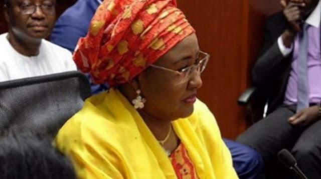 Aisha Buhari: Fayose refused to keep quiet after election