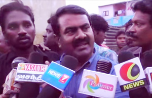 One Lakh Crore loss Relief Fund Not Enough | Seeman