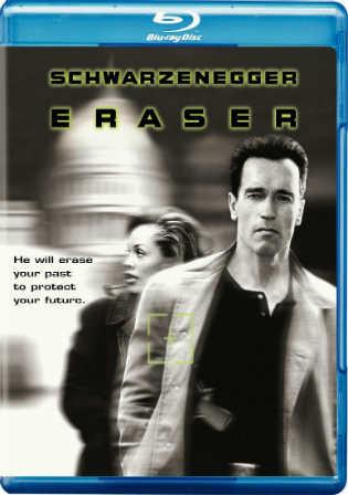 Eraser 1996 BRRip 900MB Hindi Dual Audio 720p Watch Online Full Movie Download bolly4u