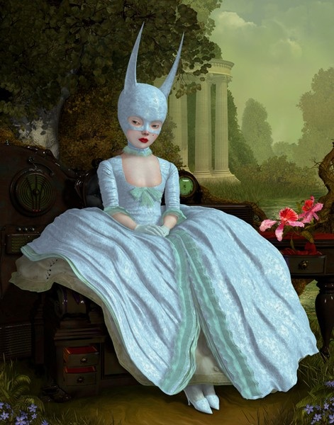 Consort by Ray Caesar, 2006