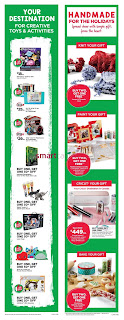 Michaels Weekly Flyer December 7 - 13, 2018