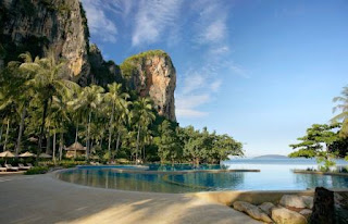 3. Rayavadee Resort, Railay