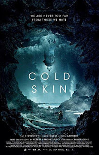 Cold Skin - Poster & Trailer