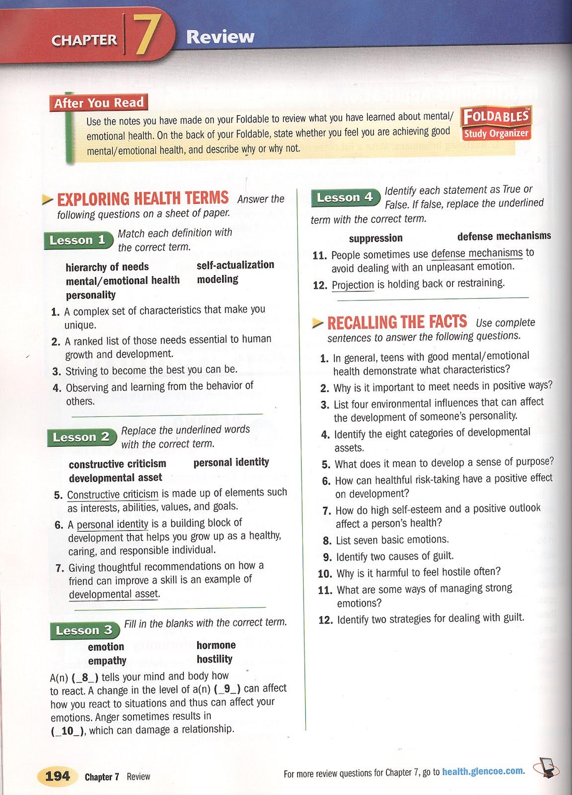 MCSM Health: March 2012