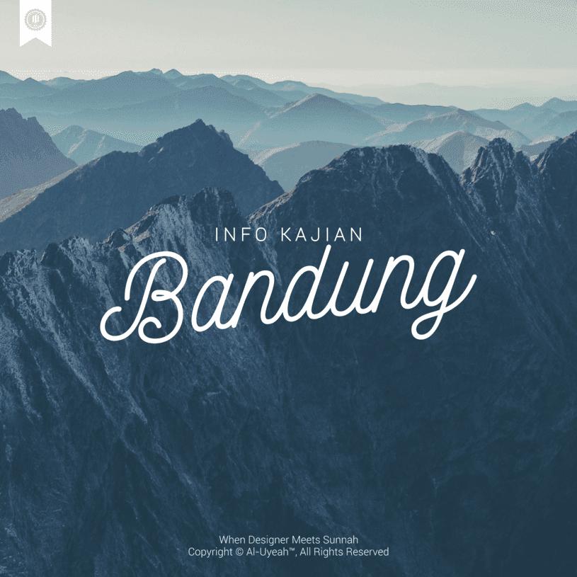 Info Kajian Bandung