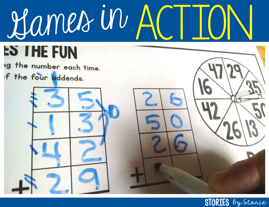 Place value games with spinners in a small group setting or intervention group i have students verbally share the expanded form of the falaconquin
