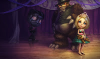 Prom Queen Annie Skin League of Legends Wallpaper