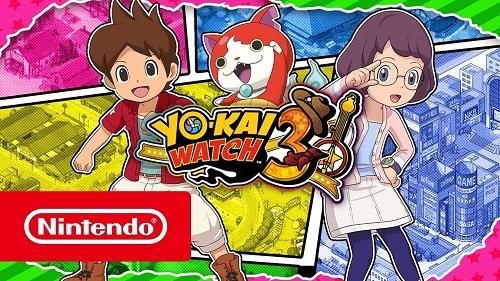 Yo-Kai Watch 3 Review, Gameplay & Story