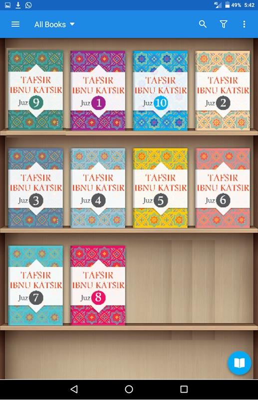 Ebook Tafsir Al Quran