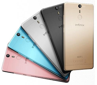 Infinix Hot S picture