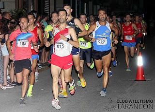 Atletismo Marathón Aranjuez Tarancón