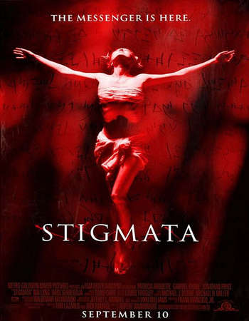 Poster Of Stigmata 1999 English 300MB BRRip 480p