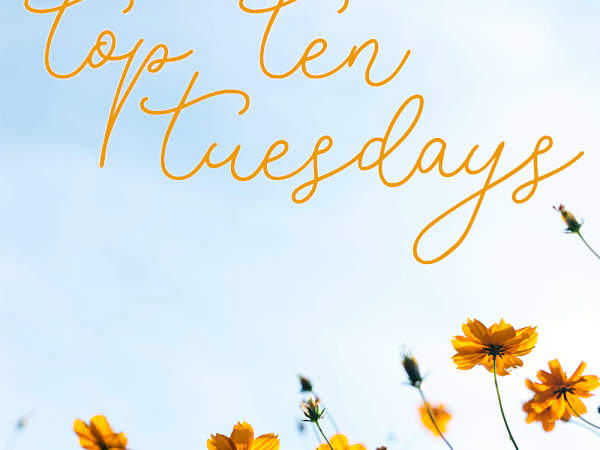 Top Ten Tuesdays (3): Things That Make Me Pick Up A Book