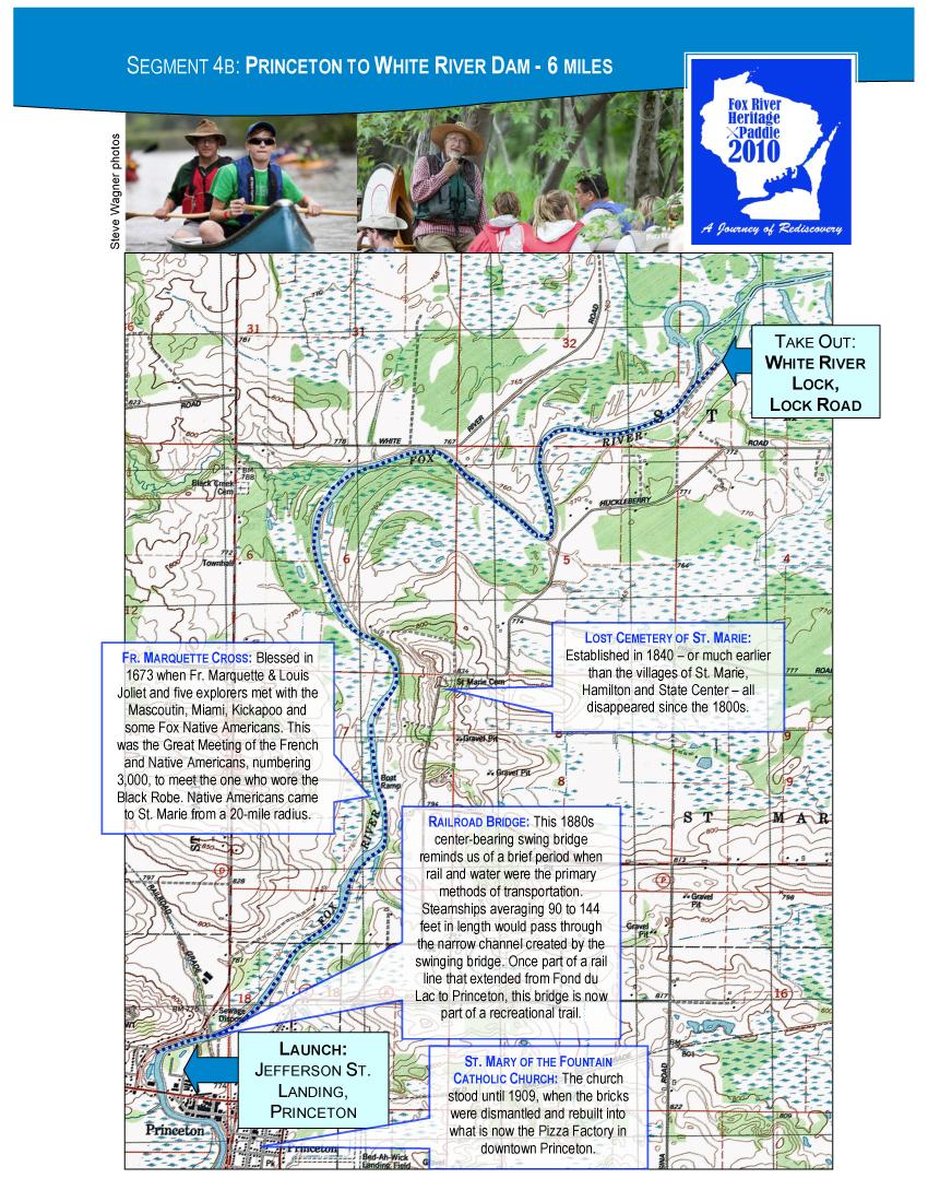 segment 4a 4b maps
