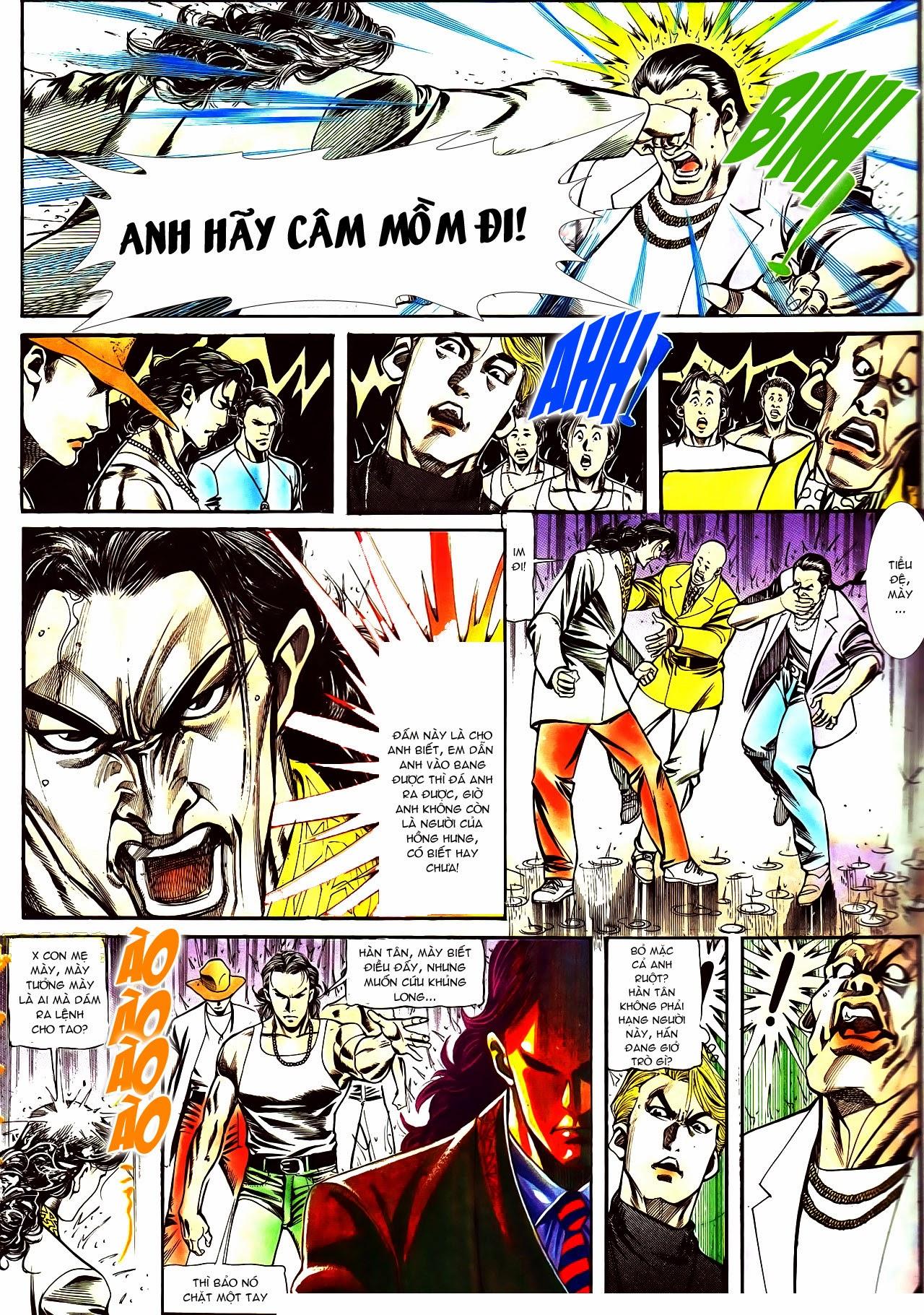 Người Trong Giang Hồ chapter 126: bá chủ trang 10