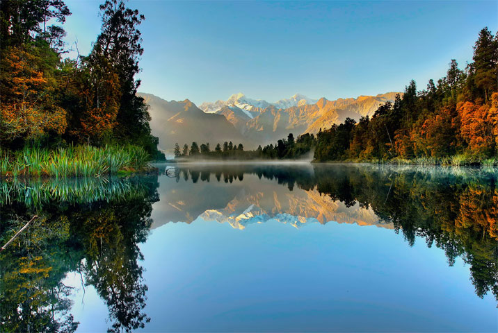 Nueva Zelanda Hd: Mirando Al Mundo Con Sentimientos: Paisajes Espectaculares