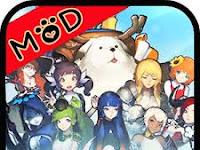 Game Android Crusaders Quest Mod apk v3.3.5.KG v1 Terbaru (Mega Mod)