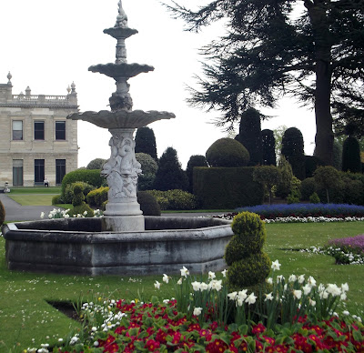 Brodsworth Hall, Yorkshire