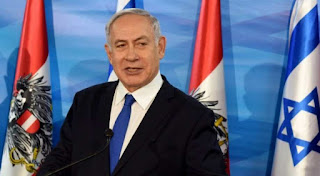 """Israeli Prime Minister Benjamin Netanyahu said """"good riddance"""" on Tuesday after Iranian foreign minister Mohammad Javad Zarif abruptly announced his resignation."""