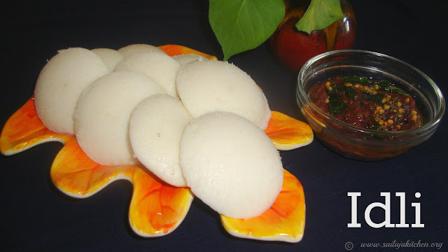 images of idli
